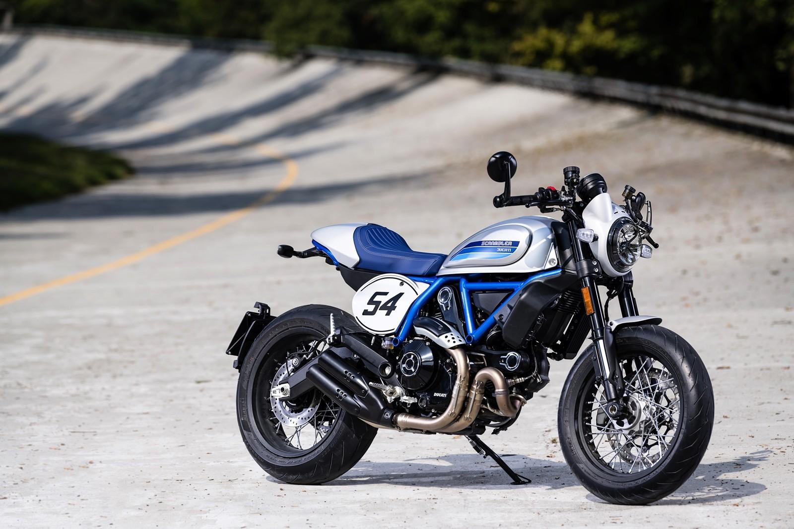 Foto de Ducati Scrambler Café Racer 2019 (20/31)