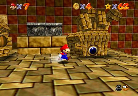 Super Mario 64 Mundo8 Estrella4 02