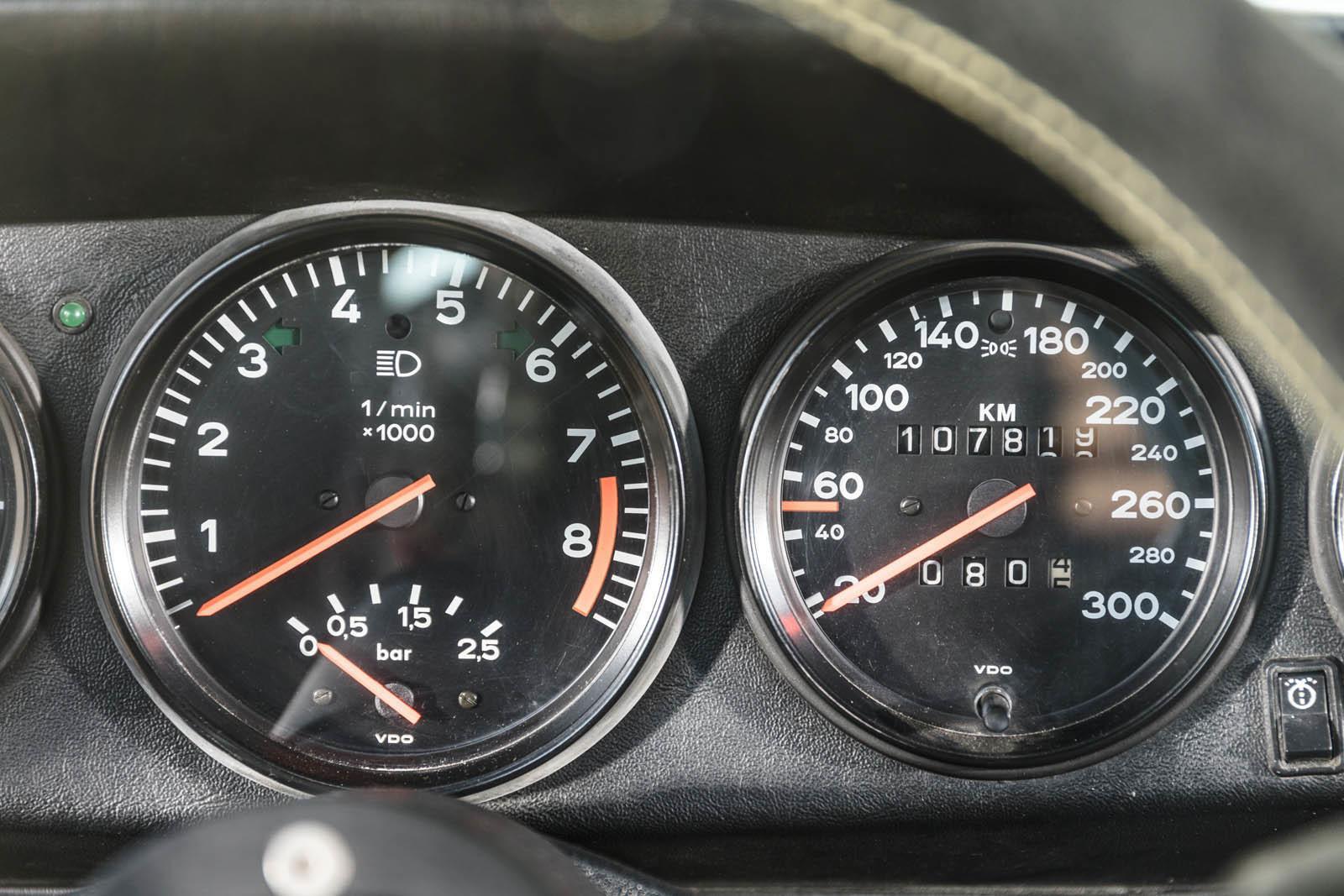 Foto de Porsche 930 clásico a subasta (23/42)