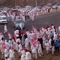 San Fermines al estilo Saudí: mucho ruido y pocas luces