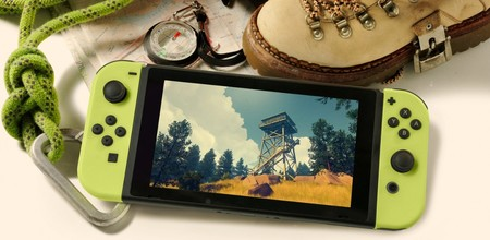 Firewatch dará el salto a Nintendo Switch esta primavera