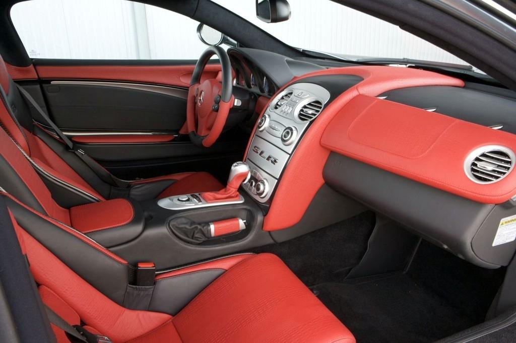 Foto de Mercedes SLR por FAB Design (10/10)
