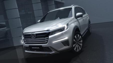 Honda Br V 2022