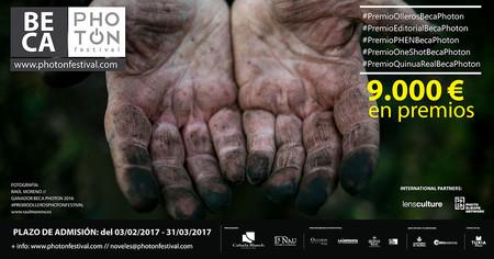 Nueve mil euros en premios para jóvenes talentos del fotoperiodismo con la Beca PhotOn 2017