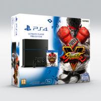 PlayStation 4 muestra su bundle de 1TB con Street Fighter V