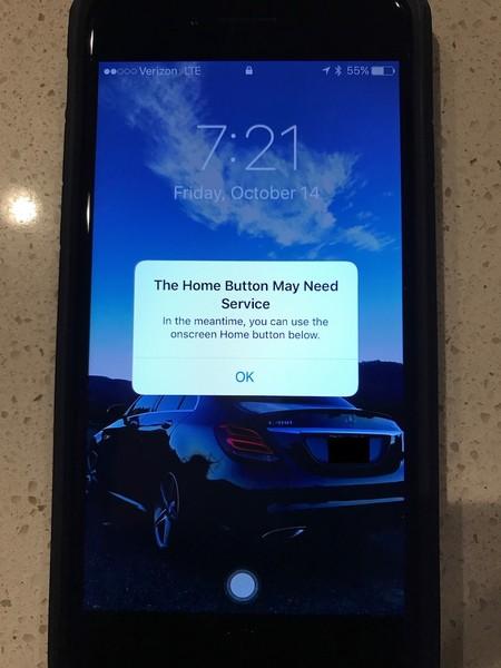 Iphone 7 Aviso Haptico Completo