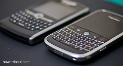video: BlackBerry Bold
