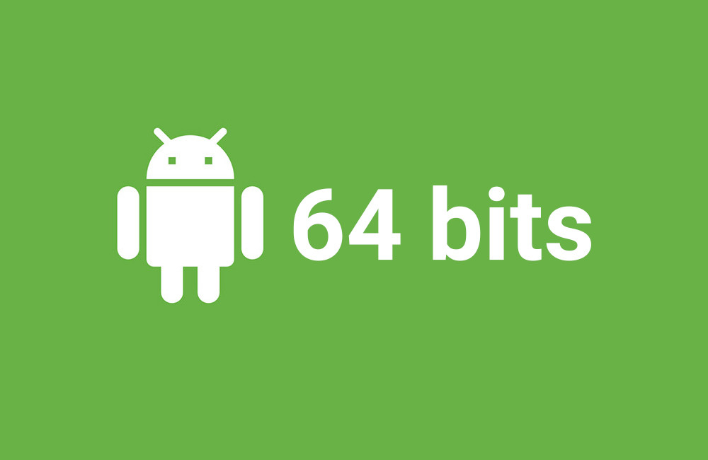 Google describes the timelines of the requirement of 64-bit for Android applications