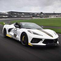 La variante convertible del Chevy Corvette C8 será el Pace Car de las 500 millas de Indianápolis