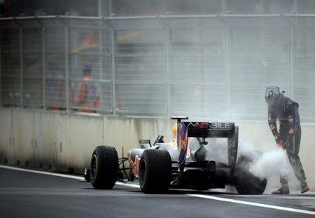 Así están los motores de los pilotos favoritos del Mundial de Fórmula 1