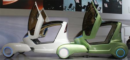 El @Ant concept ofrece otra forma de ver los trenes de carretera