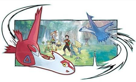 El Eon Ticket de Pokémon Omega Ruby y Alpha Sapphire llegó a México