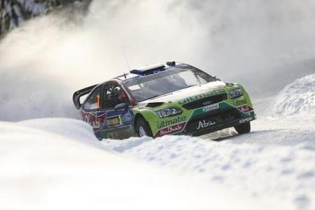 Mikko Hirvonen gana y es el primer líder del WRC