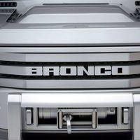 El nuevo Ford Bronco también tendrá una versión híbrida