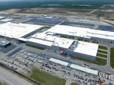 No todo es color rosa en la nueva planta de KIA en Nuevo León