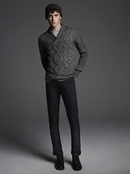Lookbook Pull & Bear 2012
