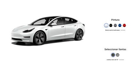 Colores Tesla