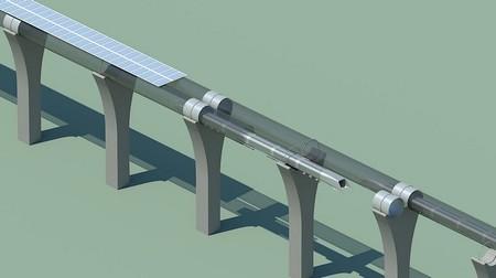 Según Elon Musk, el Hyperloop podría estar más cerca de lo que pensamos