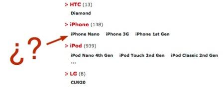 """XSKN revela una sección de su web para un """"iPhone Nano"""""""