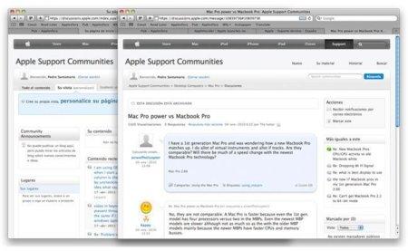 Apple convierte sus foros de soporte en una comunidad más social
