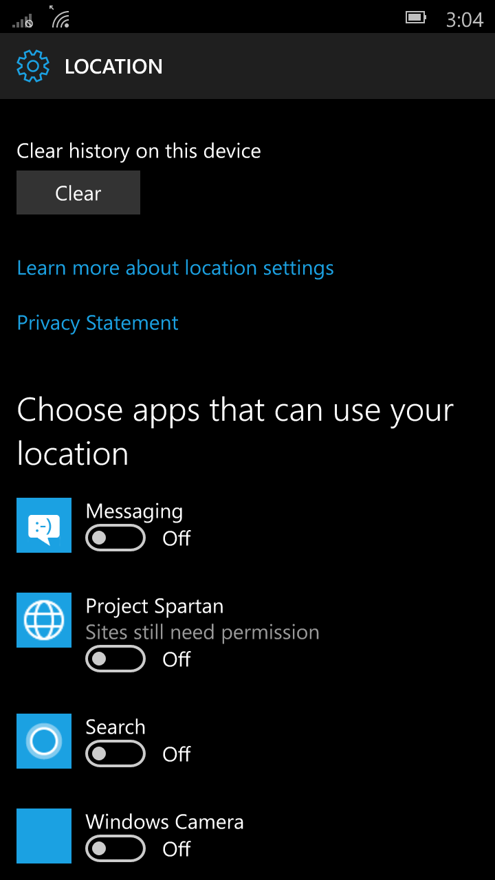Foto de Windows 10 Mobile build 10136 (62/92)