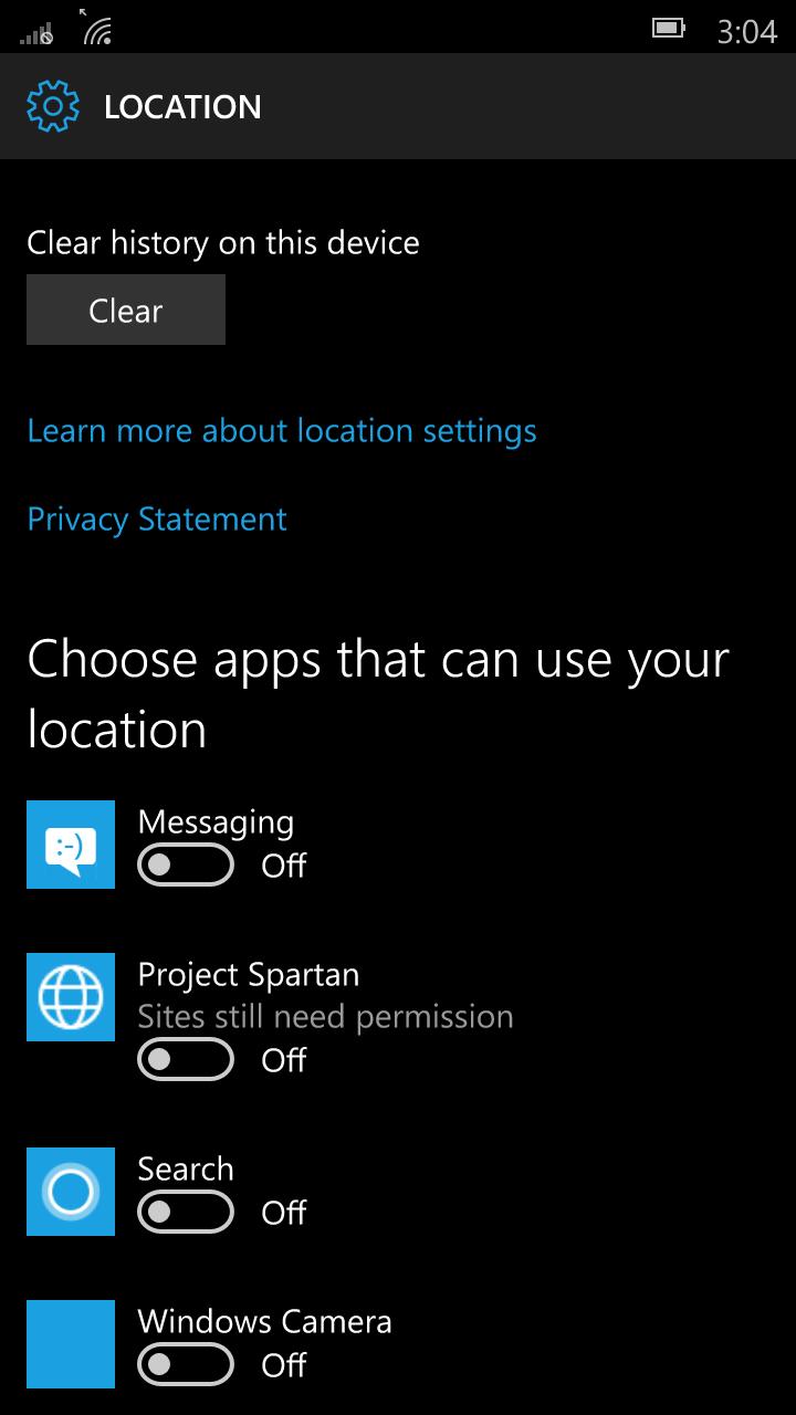 Foto de Windows 10 Mobile build 10136 (62/92)
