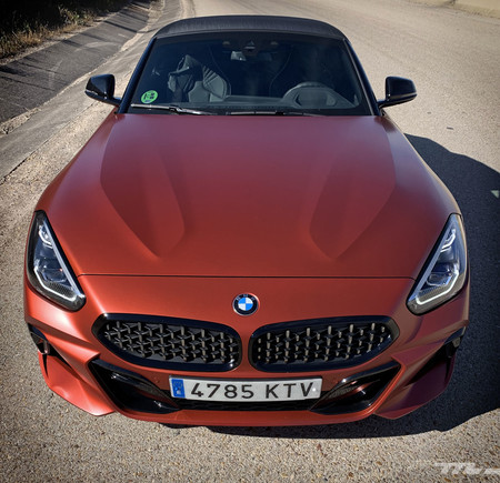 BMW Z4 M40i frontal