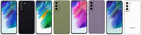 Samsung Galaxy S21 FE Colores