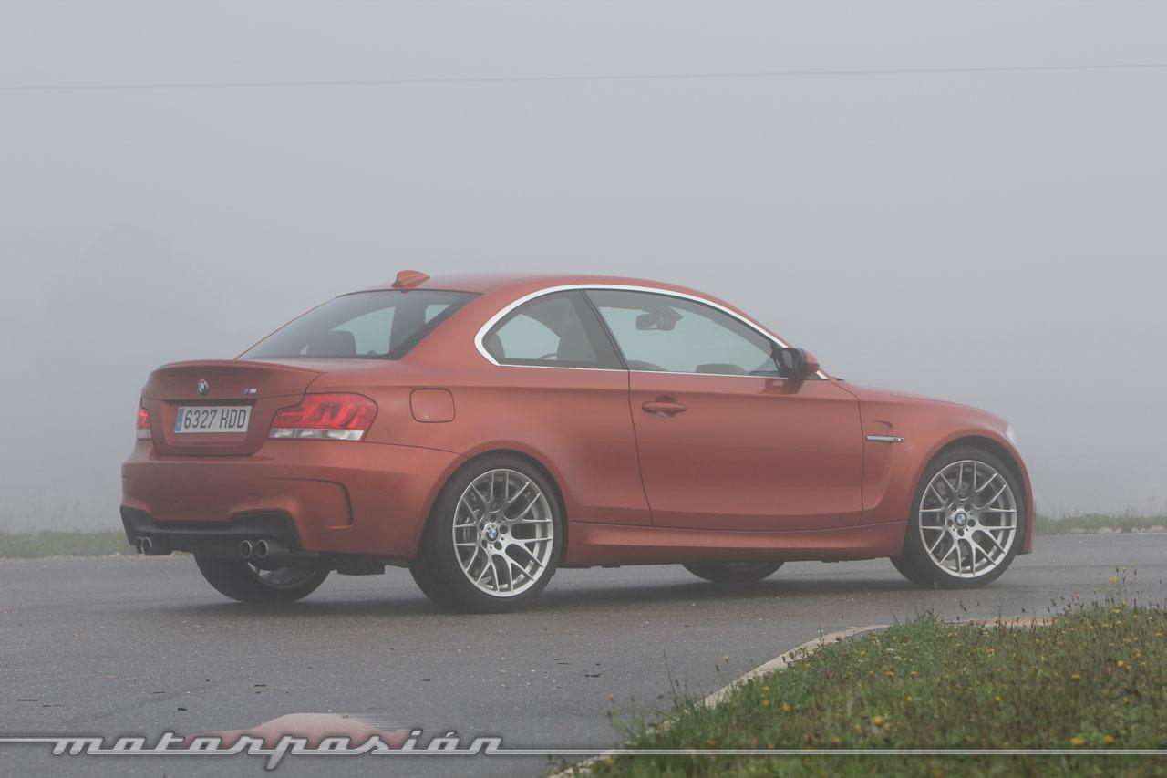 Foto de BMW Serie 1 M Coupé (Prueba) (28/60)