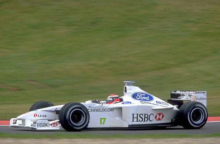 Cosworth F1 Herbert 99