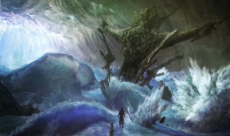 'Final Fantasy XIII' se muestra de nuevo en imágenes a mejor calidad