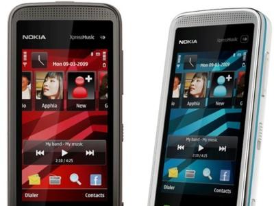 Nokia 5530 XpressMusic, asequible multimedia táctil
