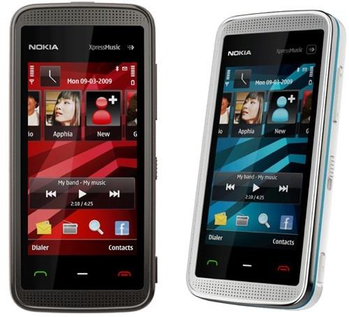 Nokia5530XpressMusic,asequiblemultimediatáctil