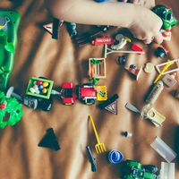 Ofertas en juguetes Bizak, Play-Doh o Vtech disponibles en Amazon