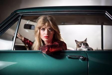 Grumpy Cat es la estrella del nuevo Calendario Opel