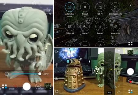 Asus Zenfone 3 Zoom Interfaz Camara 2