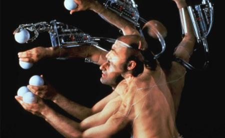 Stelarc, cuando el cuerpo humano se queda obsoleto y necesita de la tecnología
