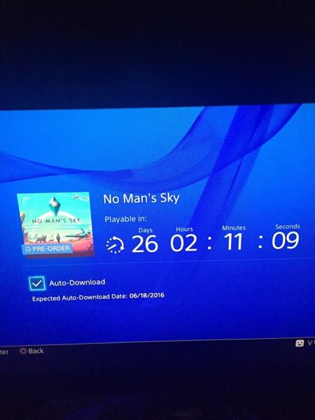 No Man S Sky Pre Load