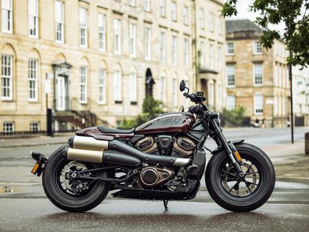 Harley Sportster S 2021 2
