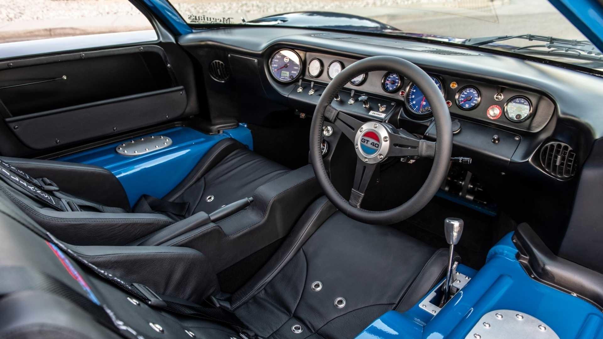 Foto de Superformance Ford GT40 Mk1 (8/23)