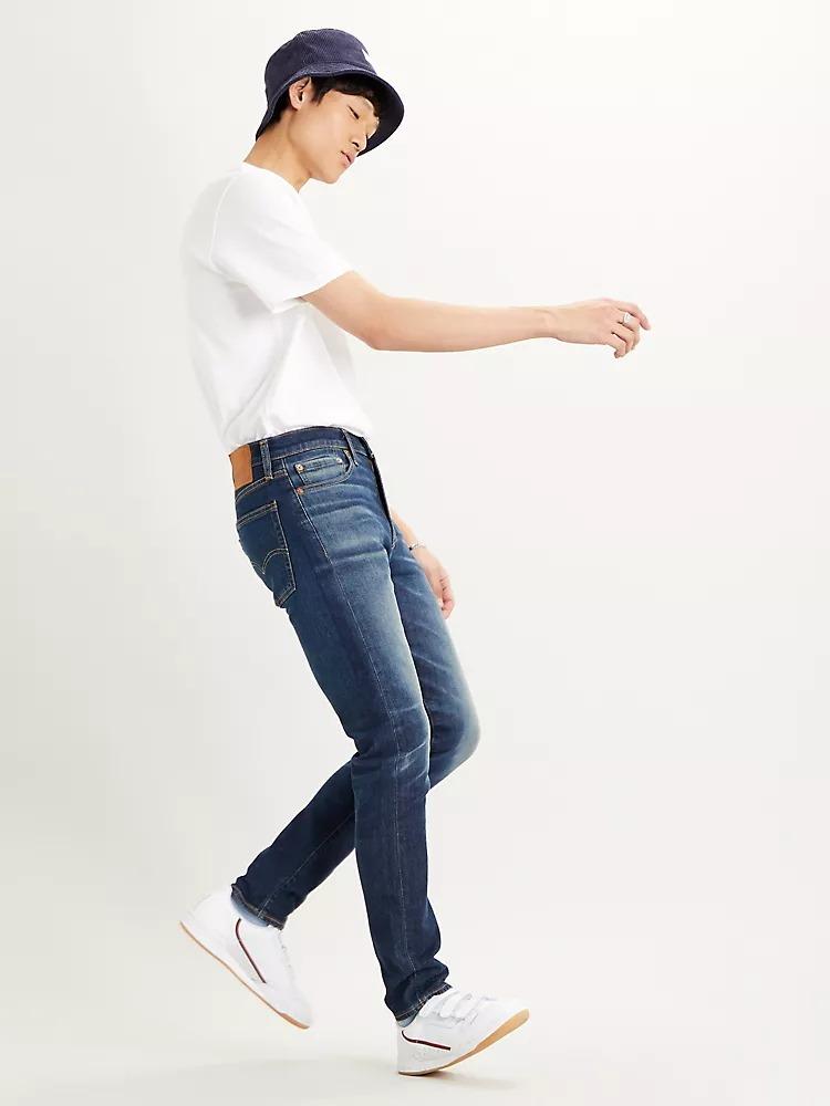 Levi's 510 Skinny Jeans color neutral en material sostenible