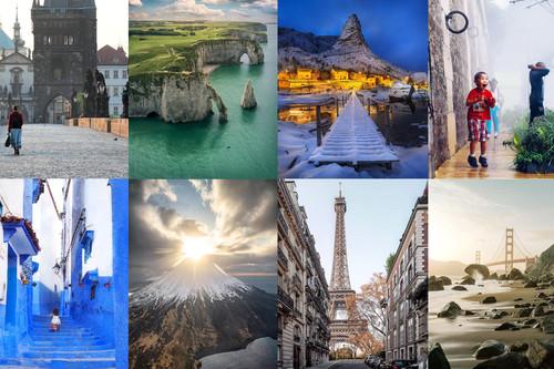 Doce fotógrafos de viajes a los que seguir en Instagram