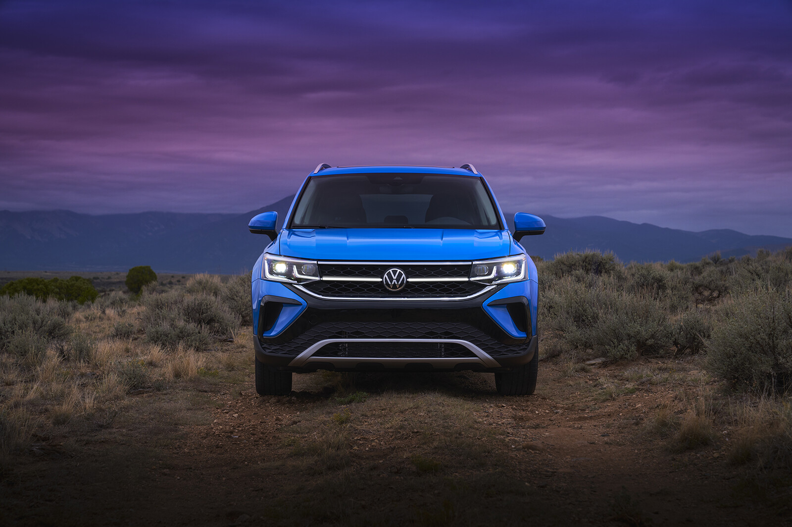 Foto de Volkswagen Taos (10/30)