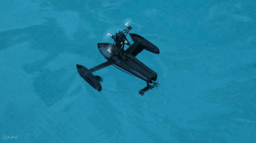 Parrot Hydrofoil Drone 5