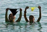 Detenidas seis turistas españolas en una playa de Split por conducta inmoral