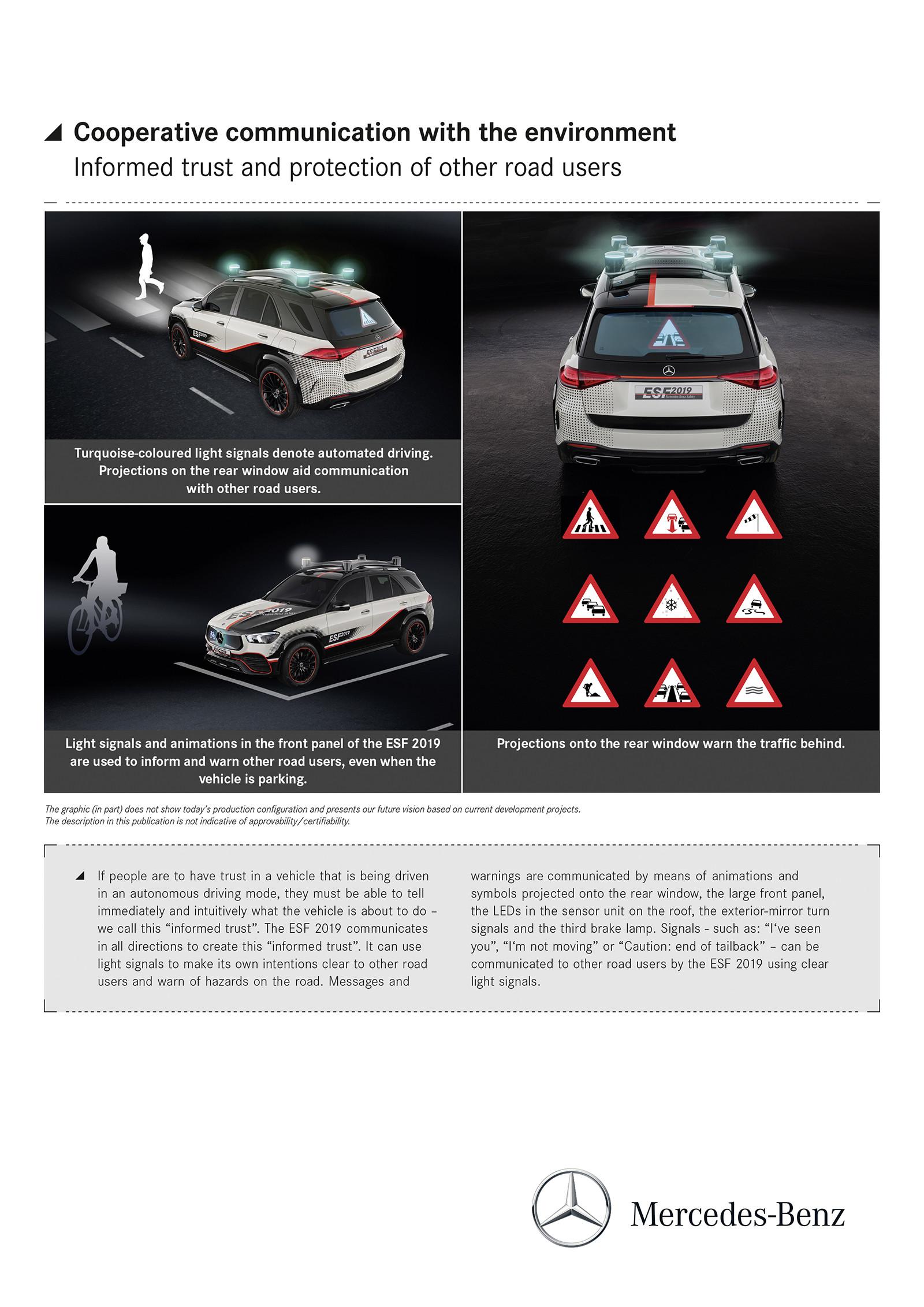 Foto de Mercedes-Benz Experimental Safety Vehicle (36/38)