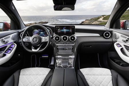 Mercedes Benz Glc 2020 Interior