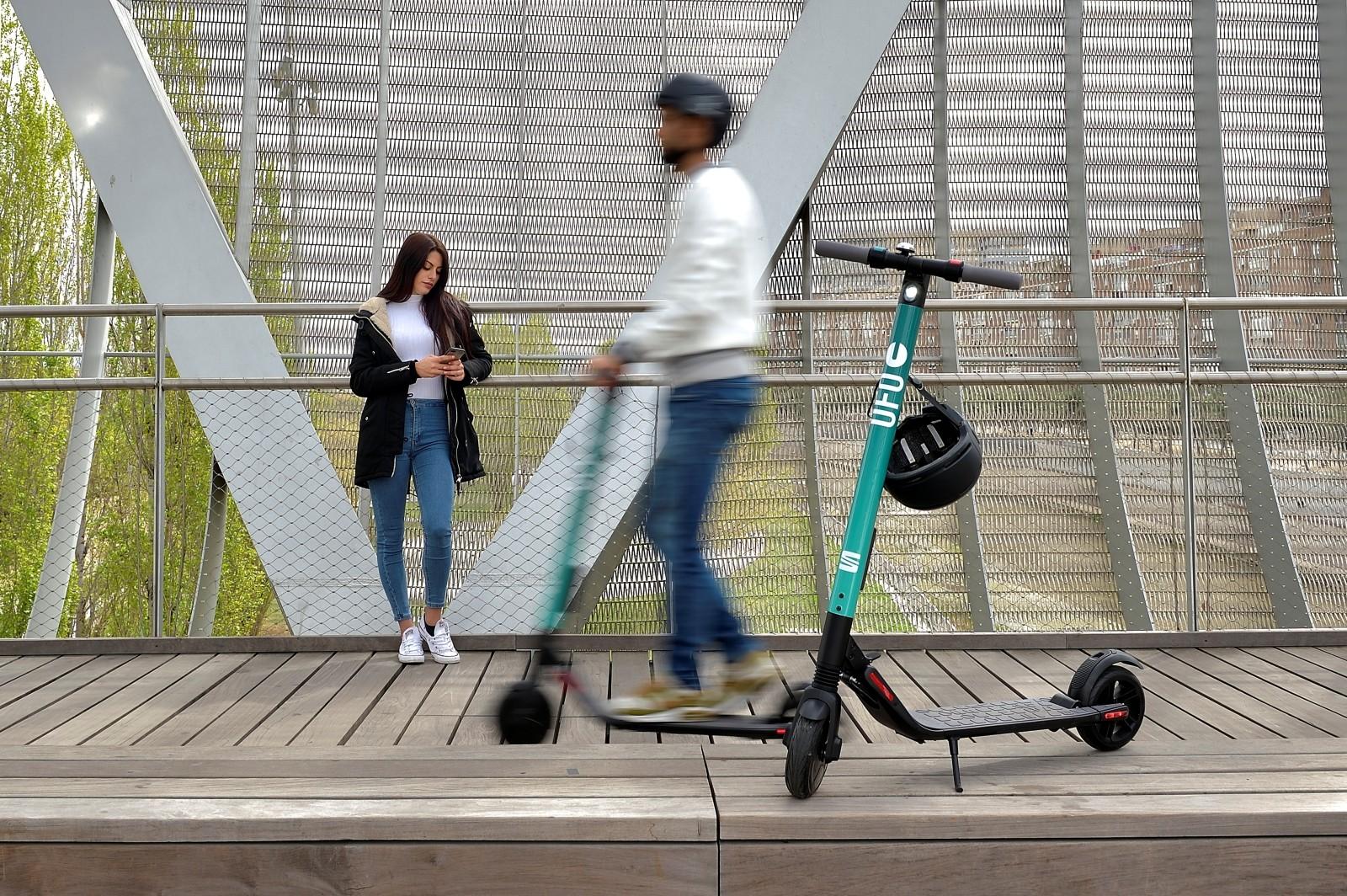 Foto de Nuevo servicio compartido de patinetes eléctricos de SEAT (12/13)