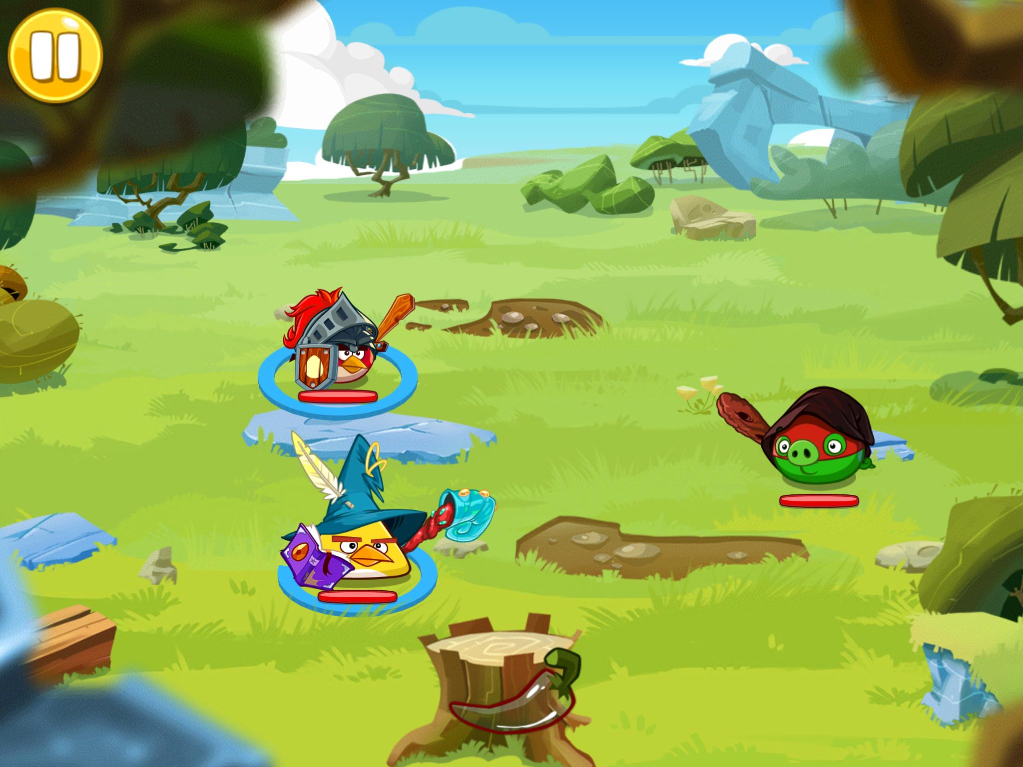 Foto de Angry Birds Epic (8/16)