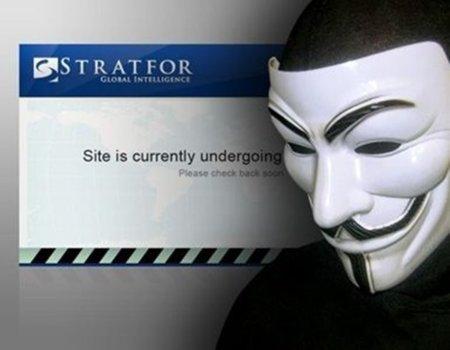Atacada la web de la agencia de inteligencia que advirtió a Anonymous sobre Los Zetas